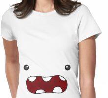 CuteFace Womens Fitted T-Shirt