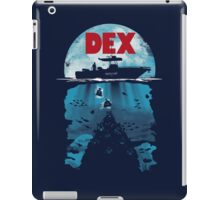 Dex iPad Case/Skin