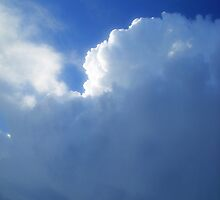 Clouds Over Iowa by Michelle Lowman