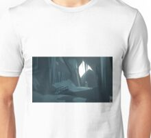 Low Poly - The adventurers grave Unisex T-Shirt