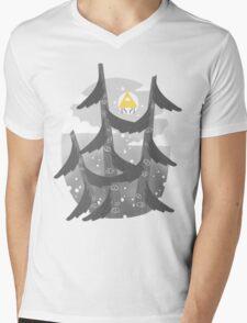 """Watching Trees"" Mens V-Neck T-Shirt"