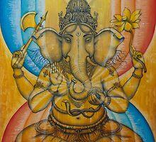 Ganesha by Vrindavan Das