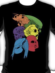 80's Sci-Fi Movies T-Shirt