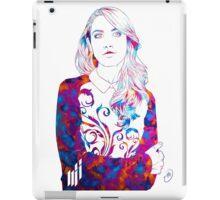 Alison Brie  iPad Case/Skin