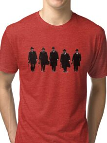 Gangster in New York Tri-blend T-Shirt