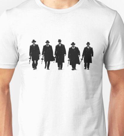 Gangster in New York Unisex T-Shirt