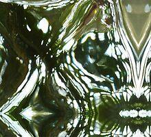 Mystery In Green by florene welebny