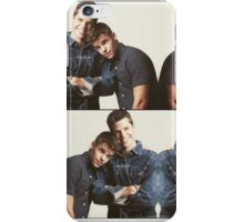aiden and ethan iPhone Case/Skin