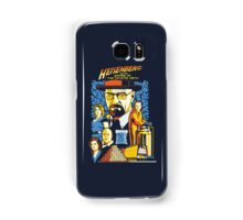 Heisenberg and the Empire of the Crystal Meth Samsung Galaxy Case/Skin