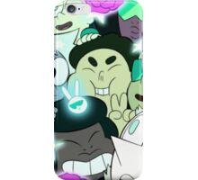 Crystal Gems & Cool Kids - Selfie iPhone Case/Skin