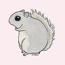 Japanese Squirrel by zoel