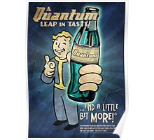 Fallout - Drink Nuka Cola Quantum Poster