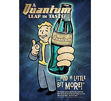 Fallout - Drink Nuka Cola Quantum Photographic Print