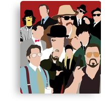 Cult Cinema Canvas Print