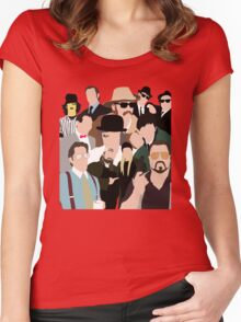 Cult Cinema Women's Fitted Scoop T-Shirt