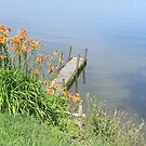 Liles At Lake Milton by Jack Ryan