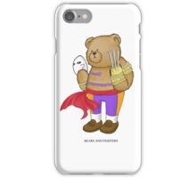 BEARS and FIGHTERS - VEGA iPhone Case/Skin