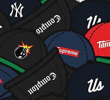 Snapback Illustration by Projex Toronto