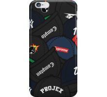 Snapback Illustration iPhone Case/Skin
