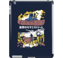 Attack on S. Street iPad Case/Skin
