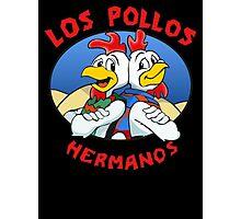 Los Pollos Hermanos Custom Funny Photographic Print