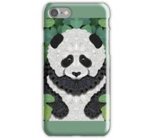 Little Panda iPhone Case/Skin