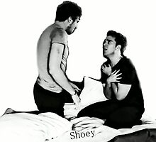 Shoey Tickle Fight by Sagemerchxo