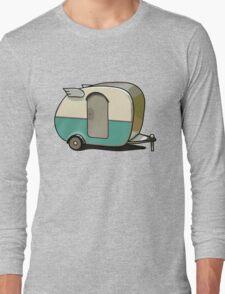 vintage camper Long Sleeve T-Shirt