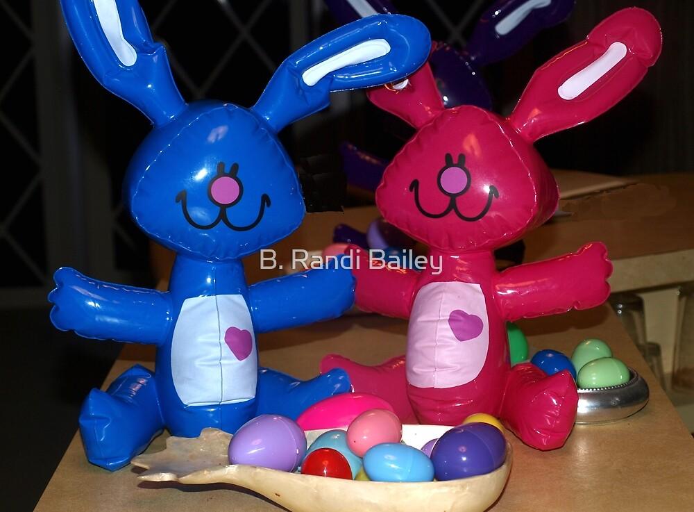 Bunny time by ♥⊱ B. Randi Bailey