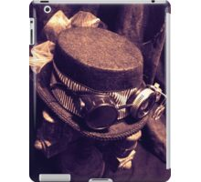 Steampunk Ladies Hat 1.1 iPad Case/Skin