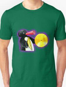 pingu and his music Unisex T-Shirt