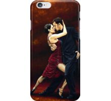 That Tango Moment iPhone Case/Skin