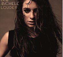 Lea Michele Louder Edit by LoserLikeMaddy