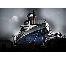 """SS United States"" Photographic Print"