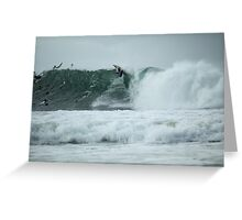Kelly Slater Greeting Card