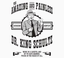 Dr. King Schultz One Piece - Long Sleeve