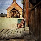 Goldfield Ghost Town Church by CarolM