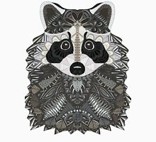 Ornate Raccoon Unisex T-Shirt