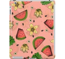Summer Fruit Pattern Design iPad Case/Skin