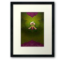Bask in Beauty Framed Print