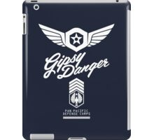 Gipsy Danger (White) iPad Case/Skin