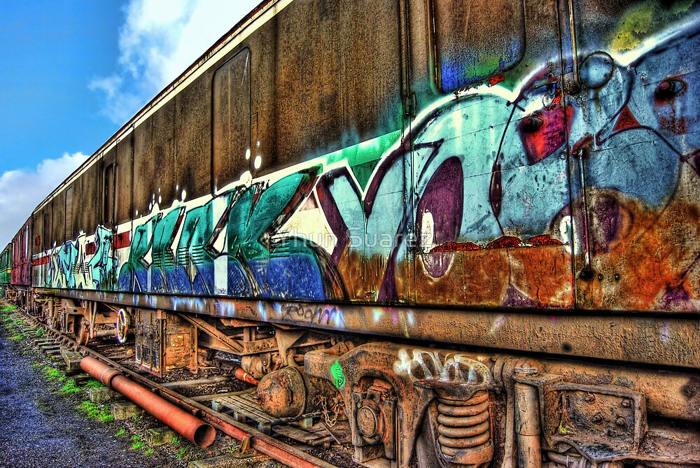Paint Job by Yhun Suarez