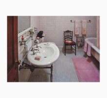 Building Trades - Plumber - The Bathroom  Kids Tee