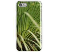 Green world iPhone Case/Skin