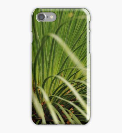Green world iPhone Case/Skin