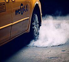 Taxi by Brandon Myles Osman
