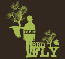 Blk Brd Fly Definition by Wesley Clark