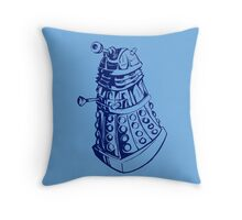 EXTERMINATE! Throw Pillow