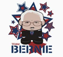 Team Bernie Politico'bot Toy Robot Kids Clothes