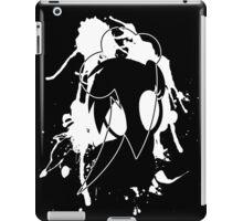 Inked Dash - Black Ink Design iPad Case/Skin